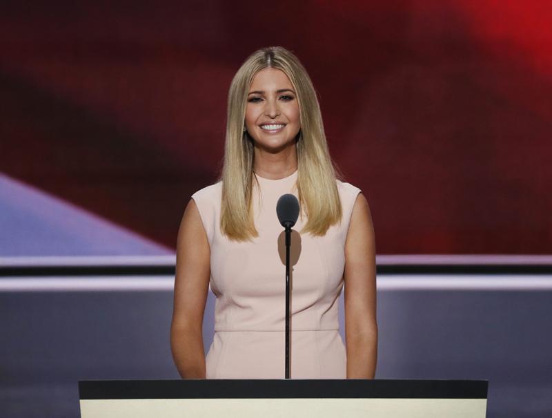 El vestido que refleja la hipocresía de la campaña de Trump