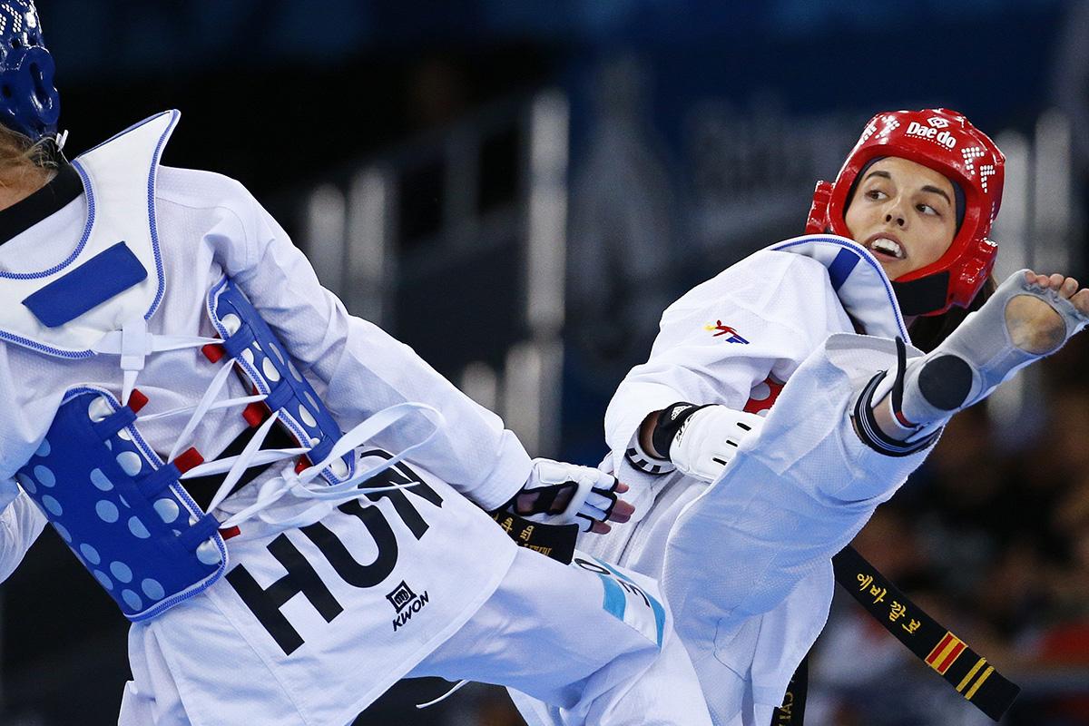Eva Calvo juegos olímpicos Río 2016