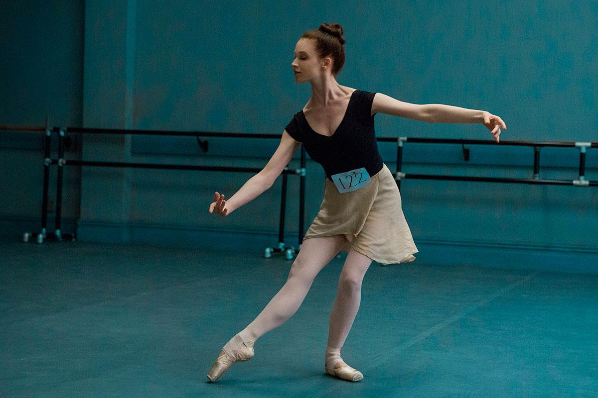 moda bailarina