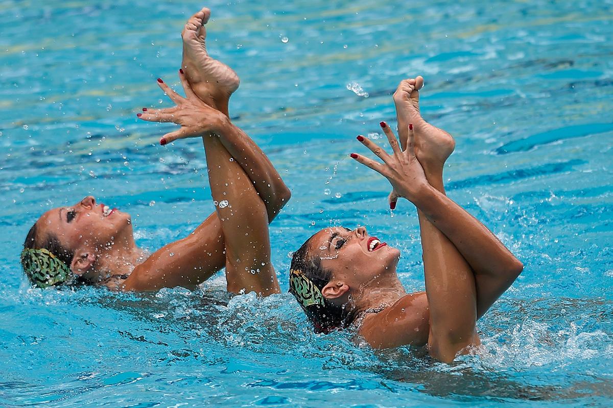 natación sincronizada juegos olímpicos Río 2016