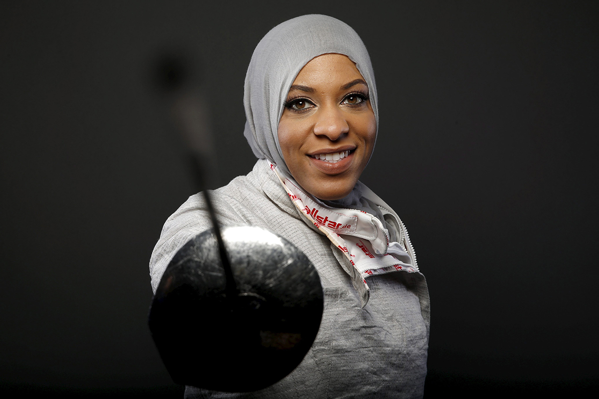 Ibtihaj Muhammad  Juegos Olímpicos