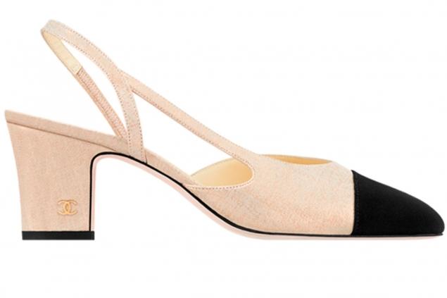 b192759be Las copias de los zapatos bicolores de Chanel invaden el 'low cost ...