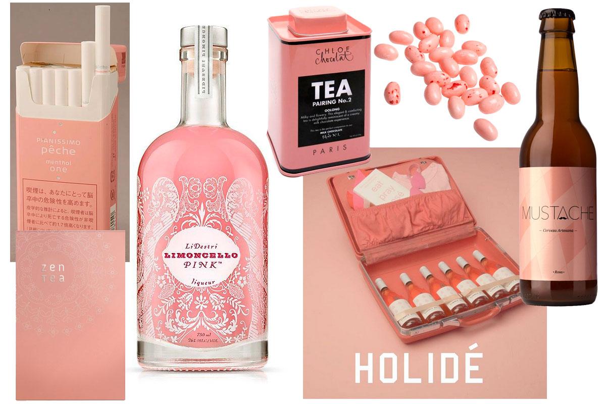 rosa color moda