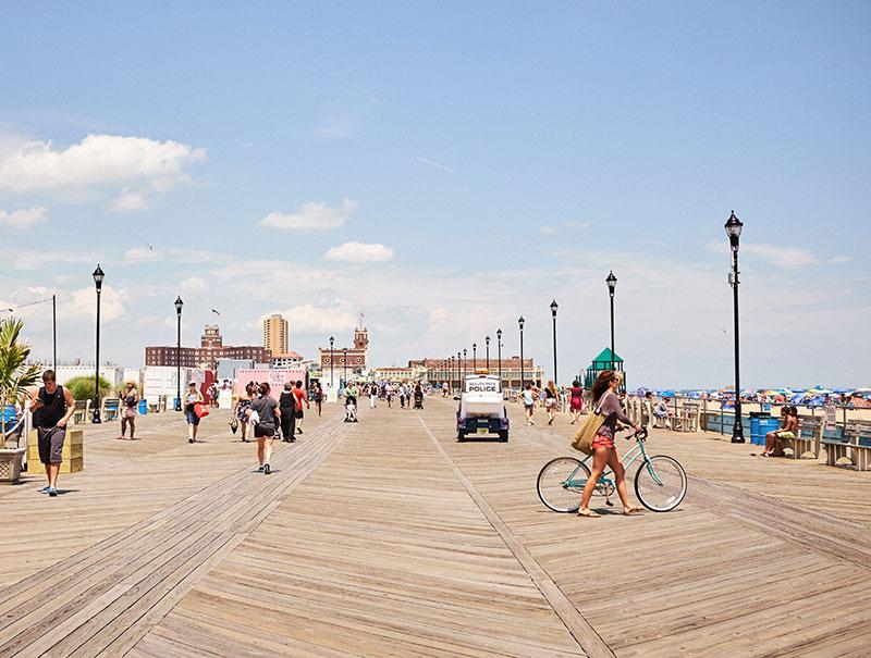 Asbury Park: así es la playa de moda entre los neoyorquinos