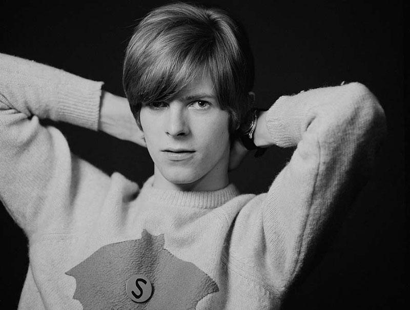 12 fotos de Bowie antes de ser Bowie