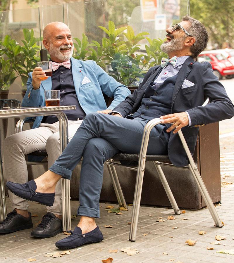 Soy Hombre Tengo 66 Anos Y Me He Metido A Modelo Por La Crisis - Moda-para-hombres-maduros