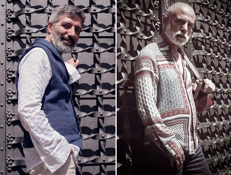 Hombres de 60 anos en adelante