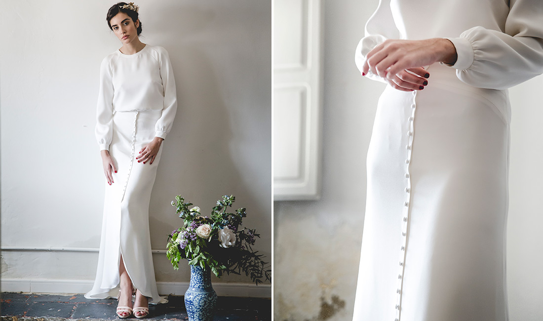 Éstos son los vestidos de novia que verás en 2017 | moda, shopping
