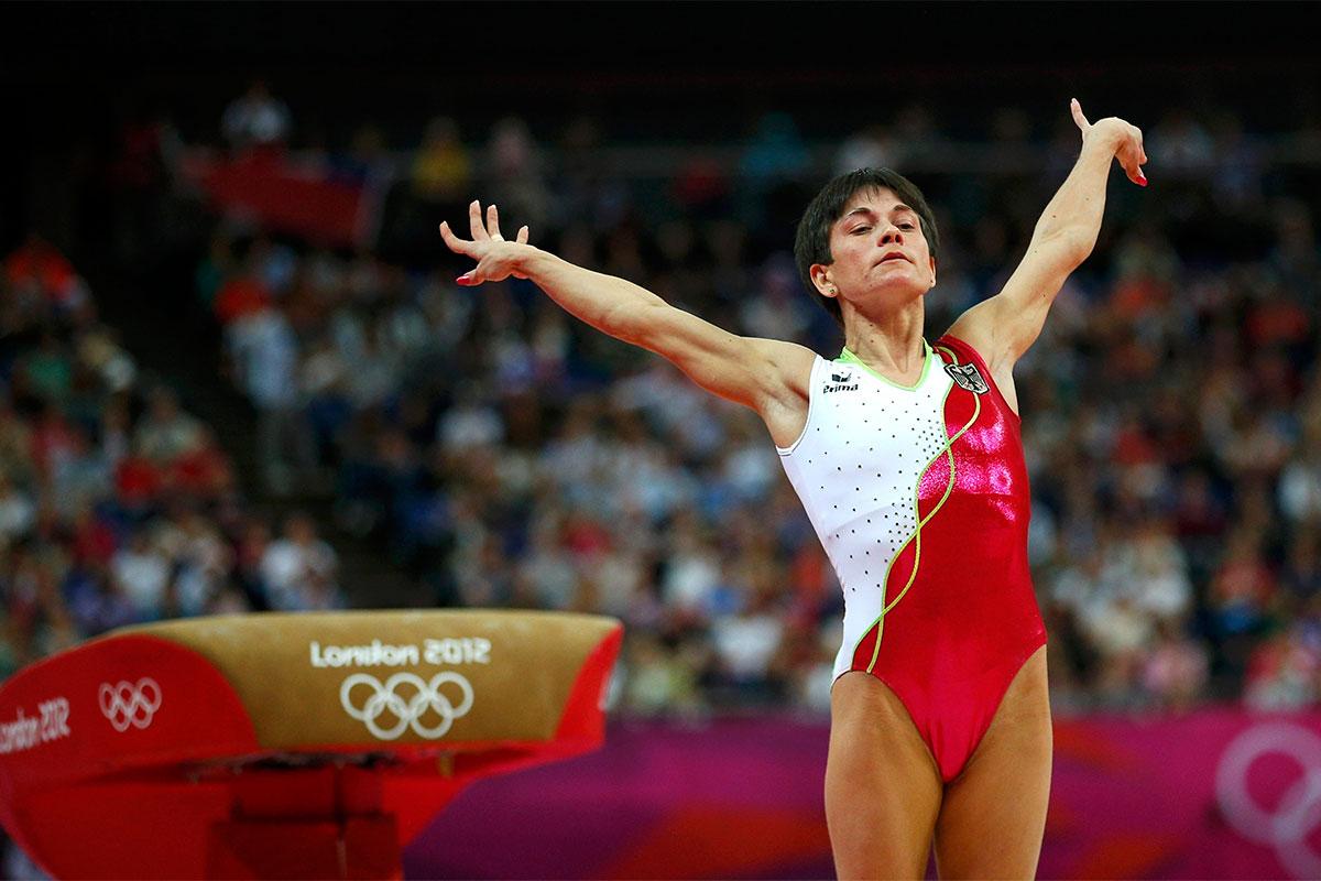 Oksana Chusovitina Juegos Olímpicos