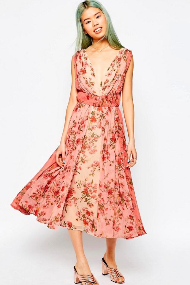 Como ir vestida a una boda en marzo