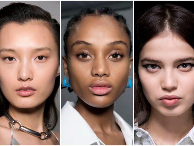 Natural e inclusiva: así es la base de maquillaje de la temporada