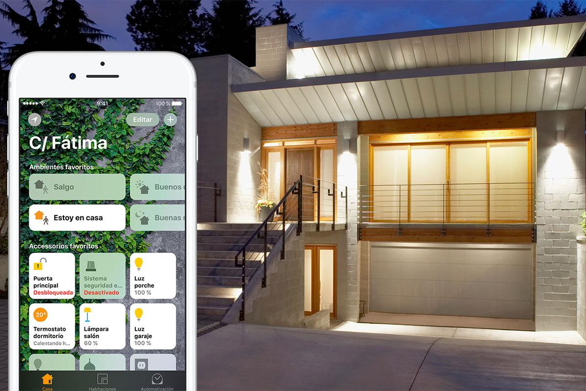 Así puedes controlar lo que sucede en tu casa desde el iPhone