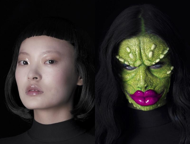 La nueva campaña de Camper lleva el 'agender' a límites extraterrestres