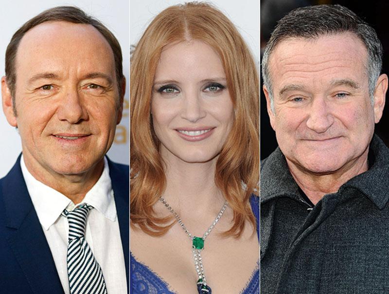 ¿Cómo es estudiar en la misma escuela que Kevin Spacey, Jessica Chastain y Robin Williams?