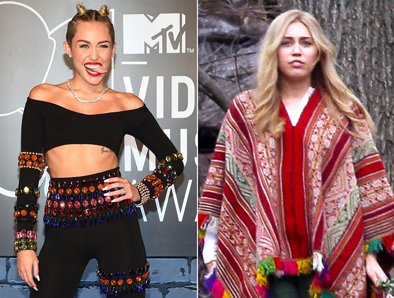 La metamorfosis de Miley Cyrus: de 'rompeinfancias' a chica Woody Allen