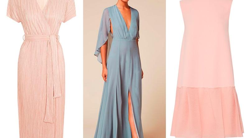 45 vestidos para ir de invitada a una boda de oto o y no for Bancos abiertos por la tarde