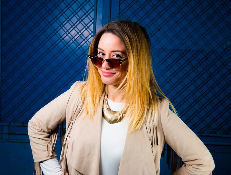 La 'millennial' feminista que limpia casas y quiere dignificar su profesión