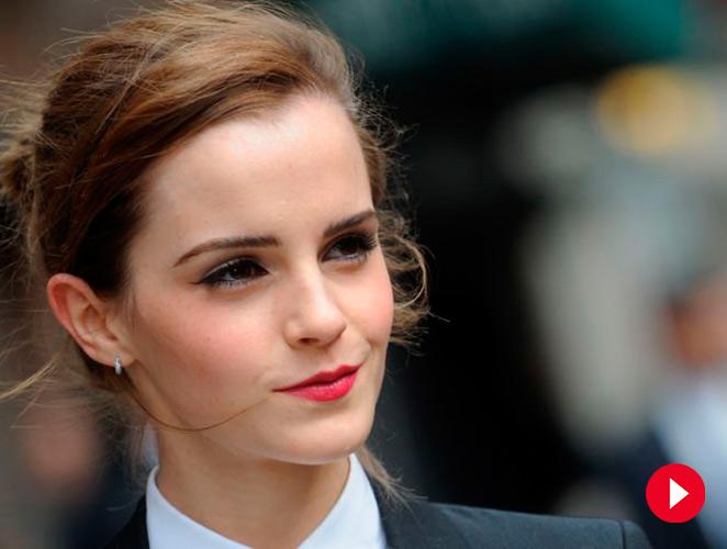 El emocionante vídeo de Emma Watson que anima a las mujeres a seguir luchando