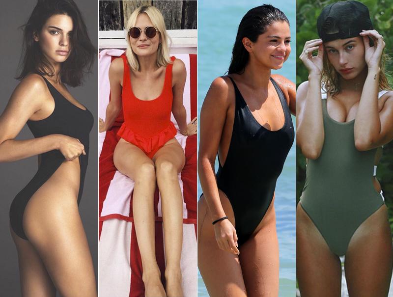 bikini bañador celebrities