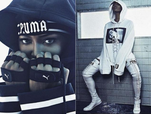 Hace un par de años experimentaba grandes pérdidas de ventas. Ahora Puma  está por todas partes  en los pies de Rihanna y las series de moda. 1d77daec824c