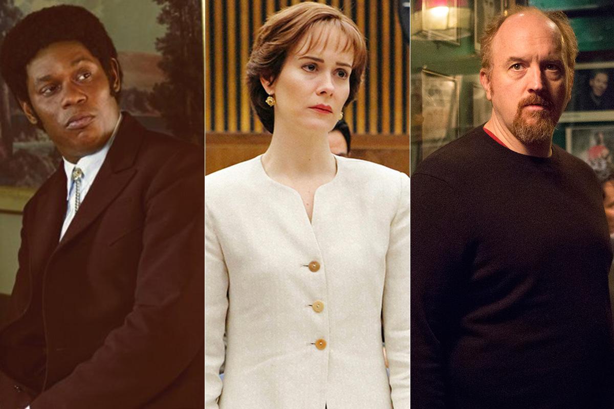 'Fargo', 'The people vs. O.J. Simpson' y 'Louie', tres de las producciones más reconocibles de la cadena.