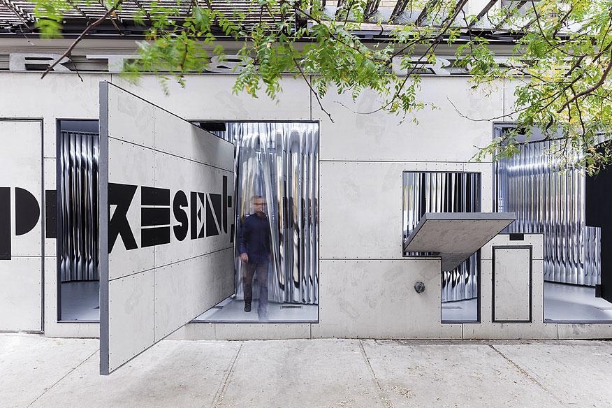 Eva Franch dirige Storefront of Art and Architecture, en el Soho neoyorquino.