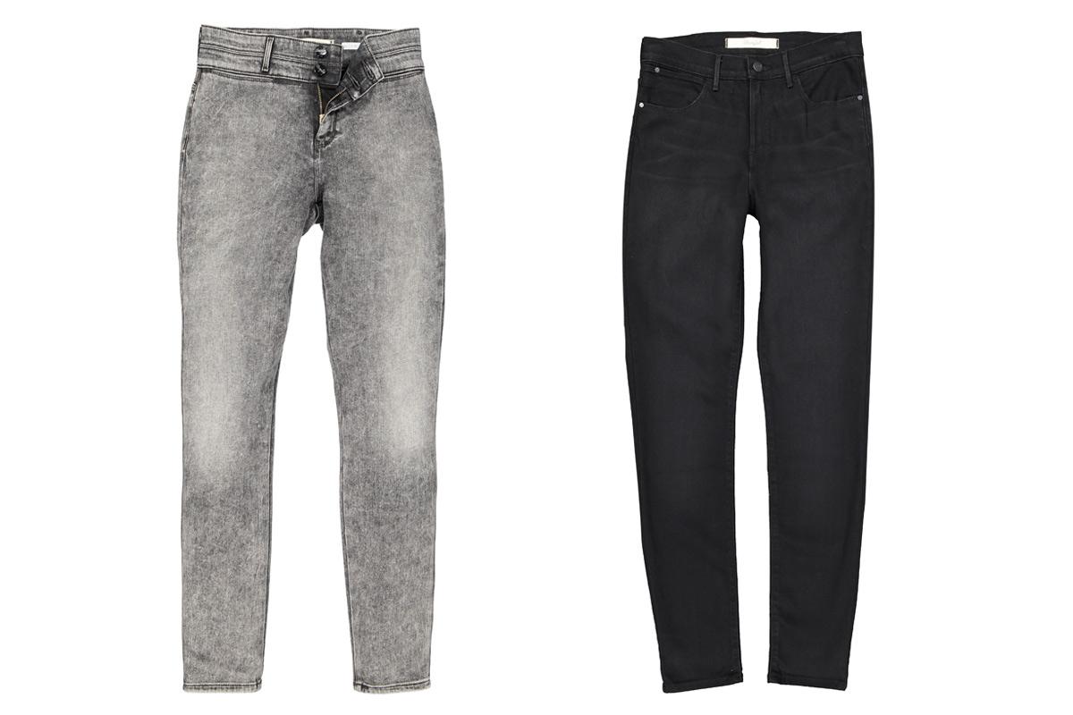 Dos de los diseños de la línea 'Bespoke': el gris cuesta 99,95 euros y el gris 79,95.
