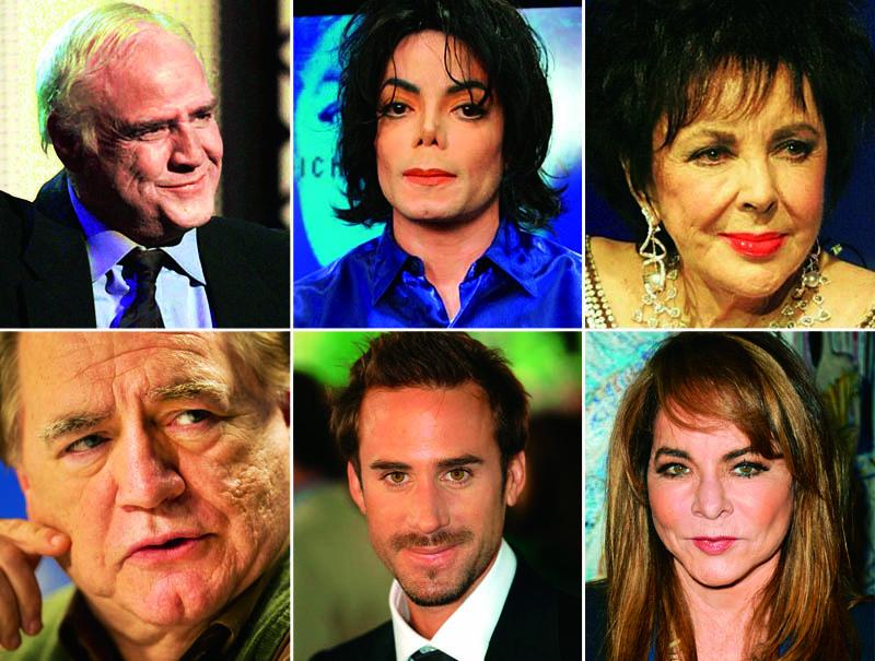 Brian Cox, Joseph Fiennes y Stockard Channing se pondrán en la piel de Brando, Jackson y Taylor en la esperada tv movie sobre su road trip tras el 11-S.