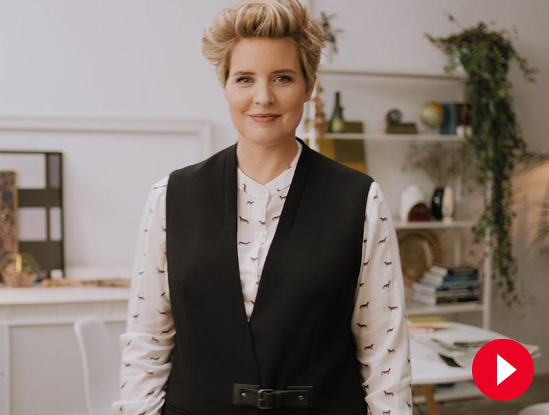 Las claves de Tania Llasera para conseguir el look perfecto de oficina