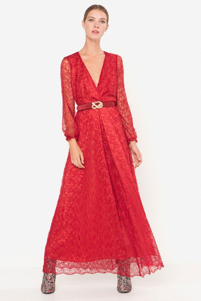 Vestidos para boda otono invierno 2019