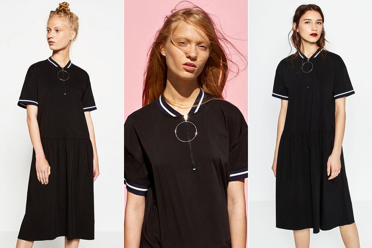 web de Zara