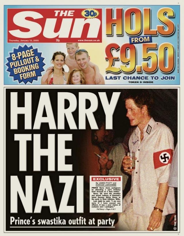 nazi Harry