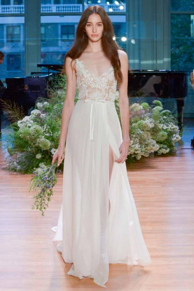los 40 vestidos de novia más bonitos de las nuevas colecciones