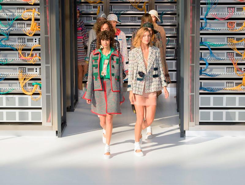 La colección más futurista de Chanel ya está aquí