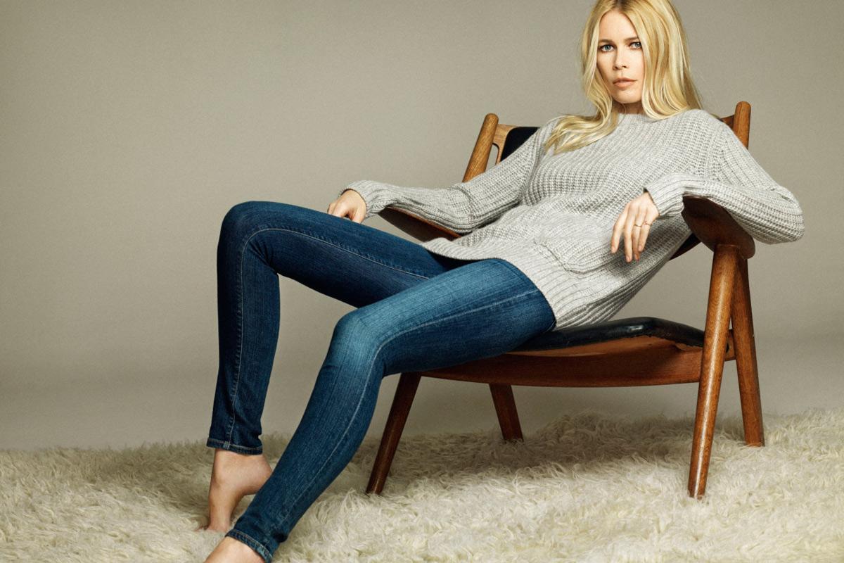 linea de ropa Claudia Schiffer
