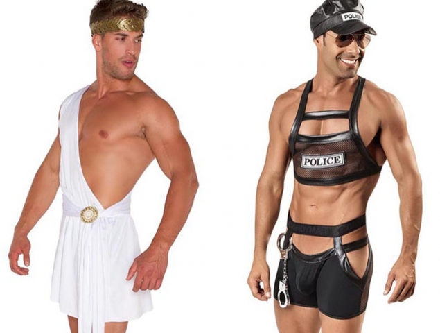 Este Halloween Los Disfraces Sexys También Son Cosa De Hombres