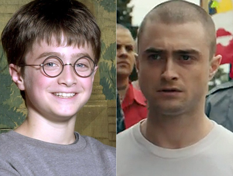 De Harry Potter a neonazi infiltrado: la nueva carrera de Daniel Radcliffe