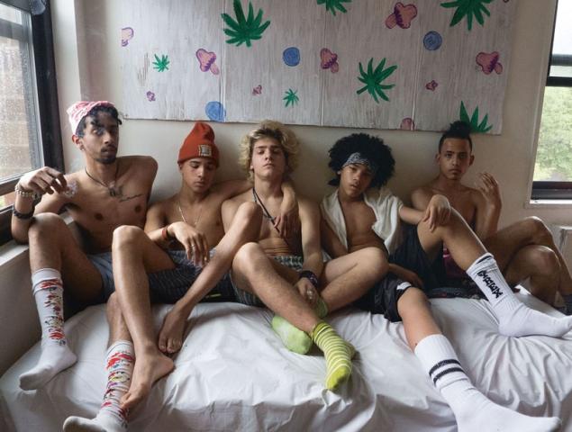 El fotógrafo que convierte a los chavales del Bronx en estrellas de la moda