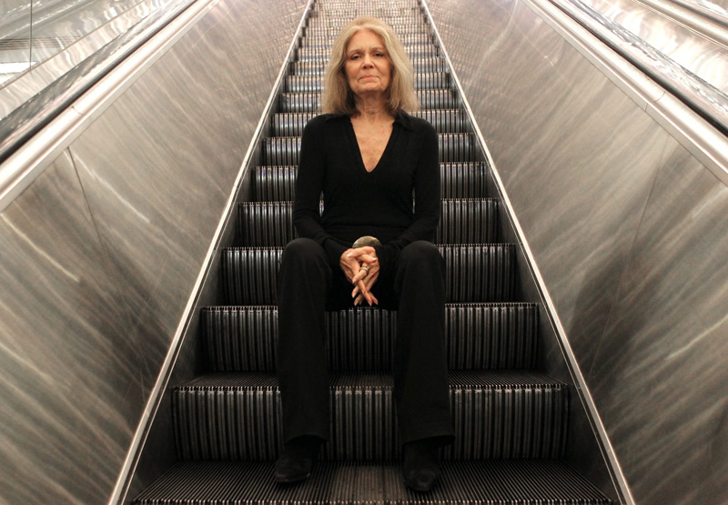 Gloria Steinem biografía