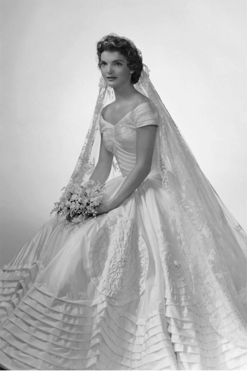 Sueno con vestido de novia blanco y negro