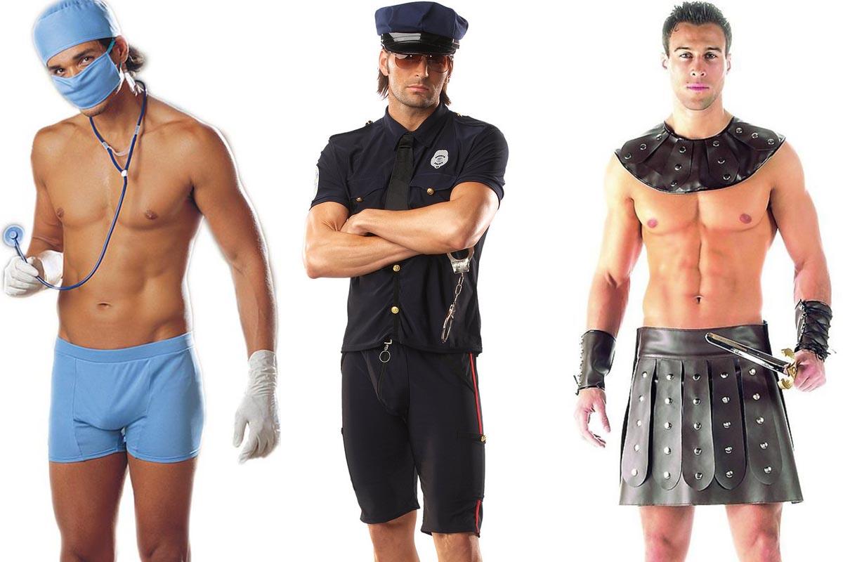 Este Halloween los disfraces sexys tambin son cosa de hombres