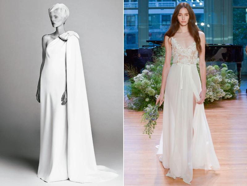 Los 40 vestidos de novia más bonitos de las nuevas colecciones nupciales