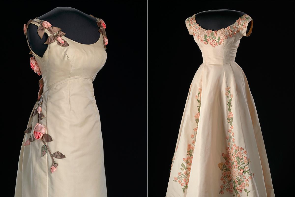 Jackie Kennedy vestido de novia