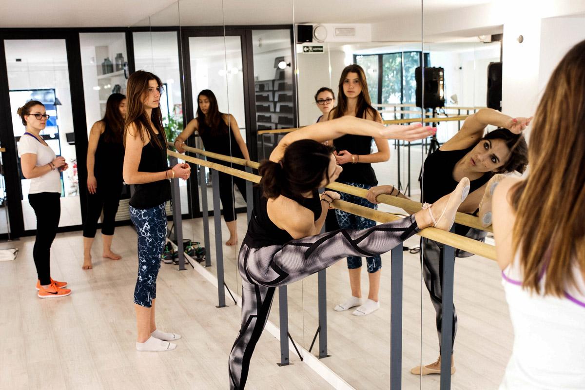 fitness y ballet