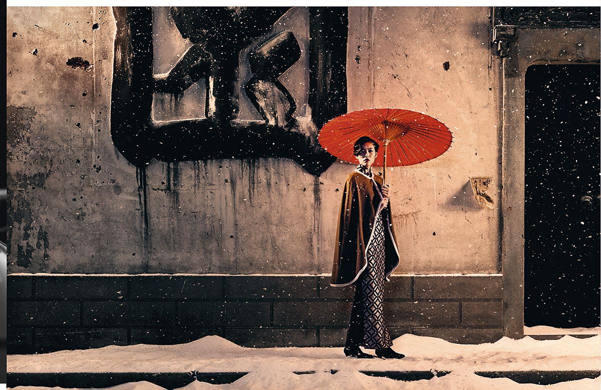 Una de las piezas de Wing Shya del volumen de Shanghái.