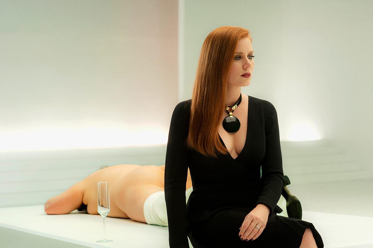 favoritos Oscar 2017 Amy Adams