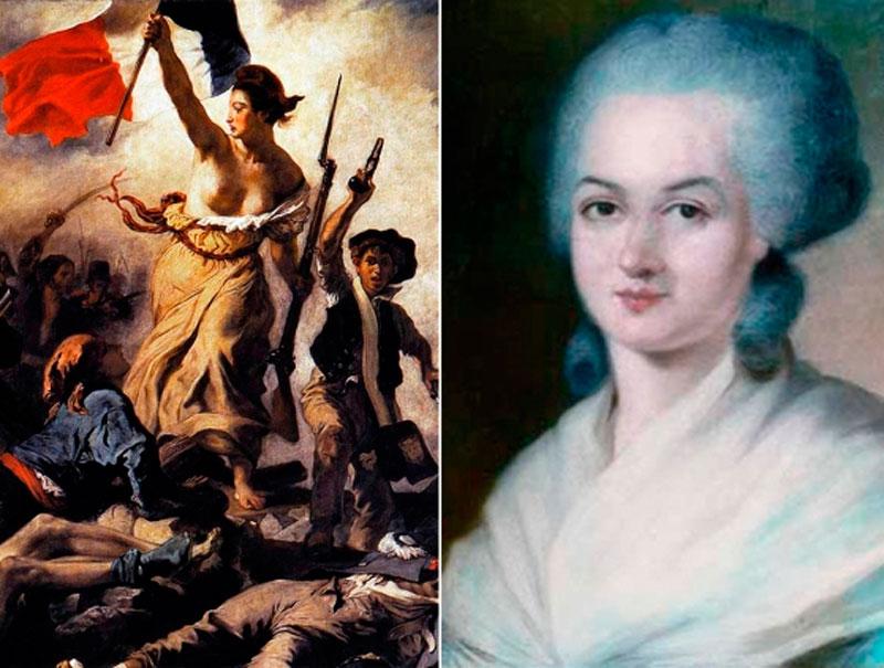 8 cosas que debes saber de Olympe de Gouges, la pionera de los derechos femeninos