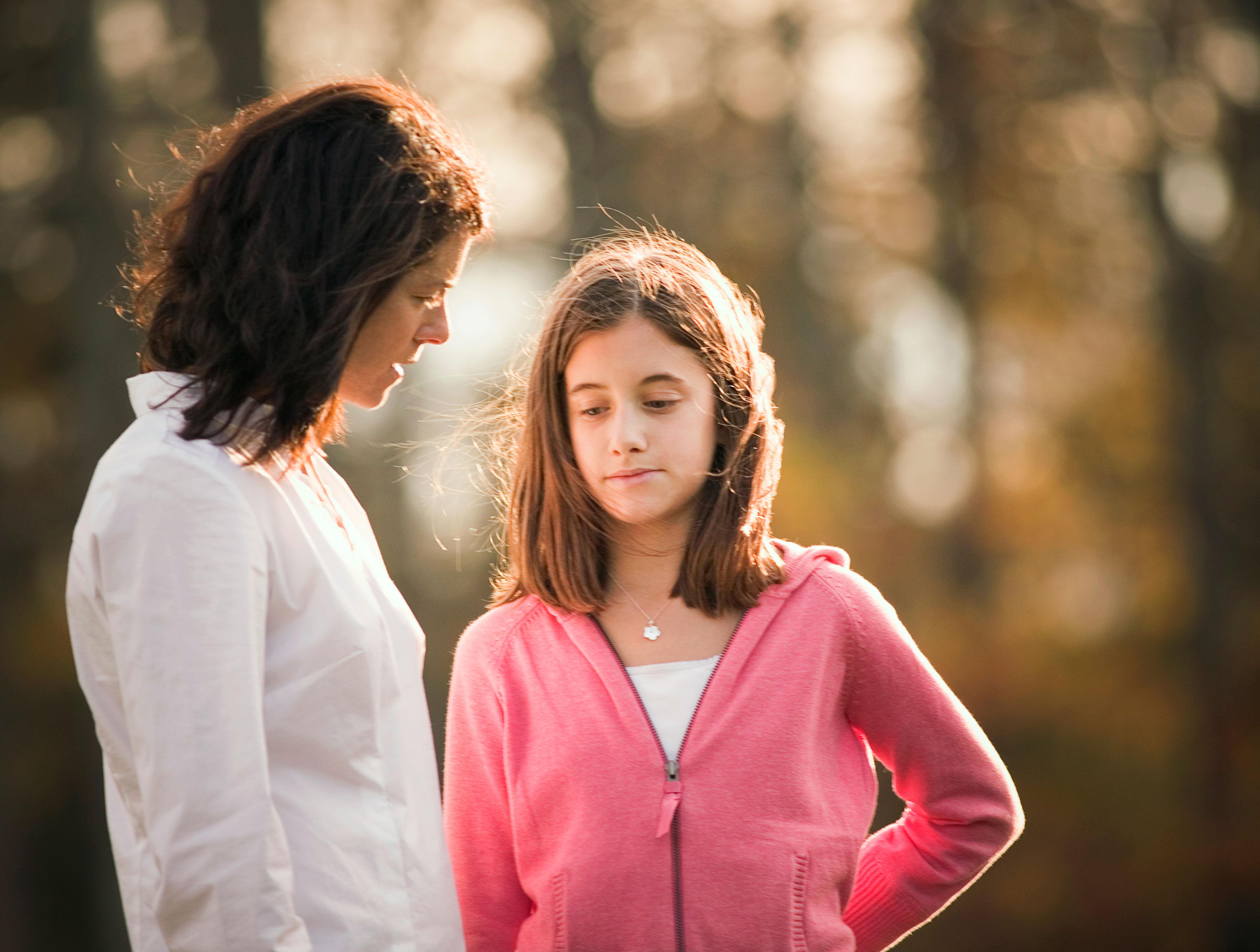 Reglas básicas para comunicar a los hijos el divorcio de los padres