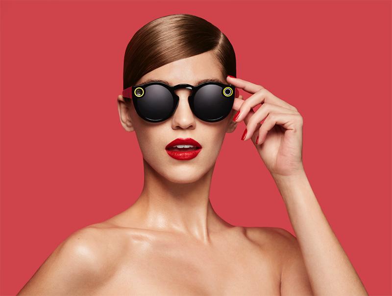 ¿Son estas gafas de sol el futuro de las redes sociales?