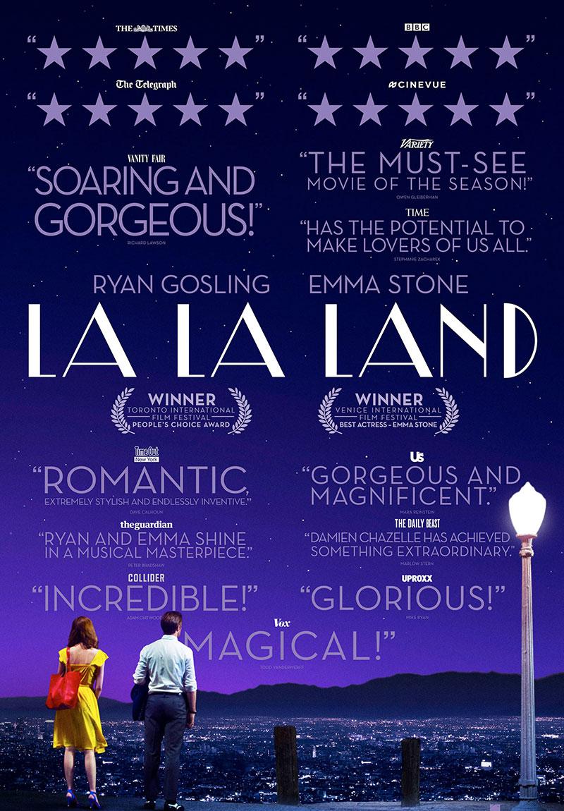 La La Land estreno España